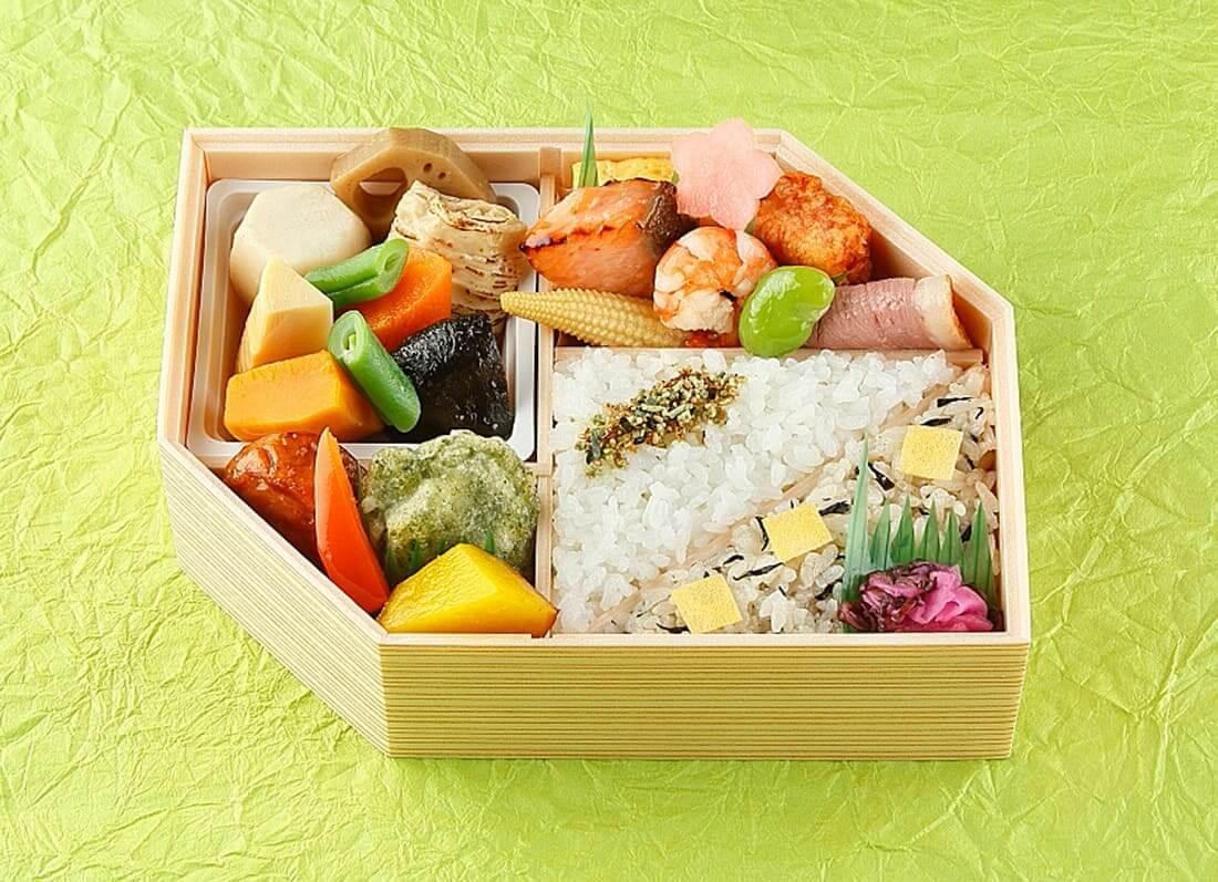 名古屋をどり観劇パック「なだ万」お弁当の画像