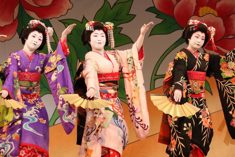 名古屋をどり第二部 華舞