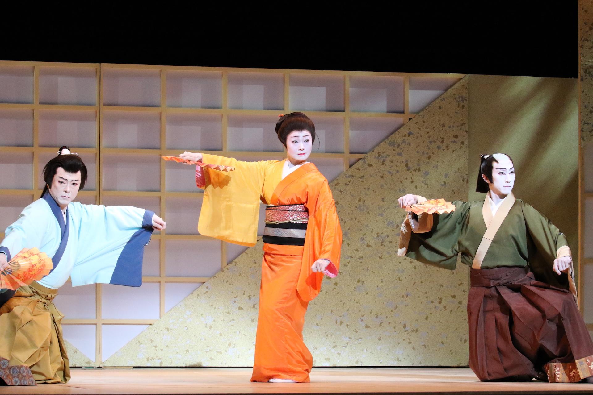 日本舞踊 西川流
